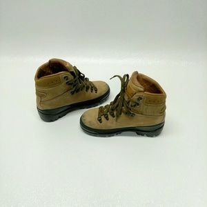 Timerland Hiking Boots Soft Suede Made in Italy
